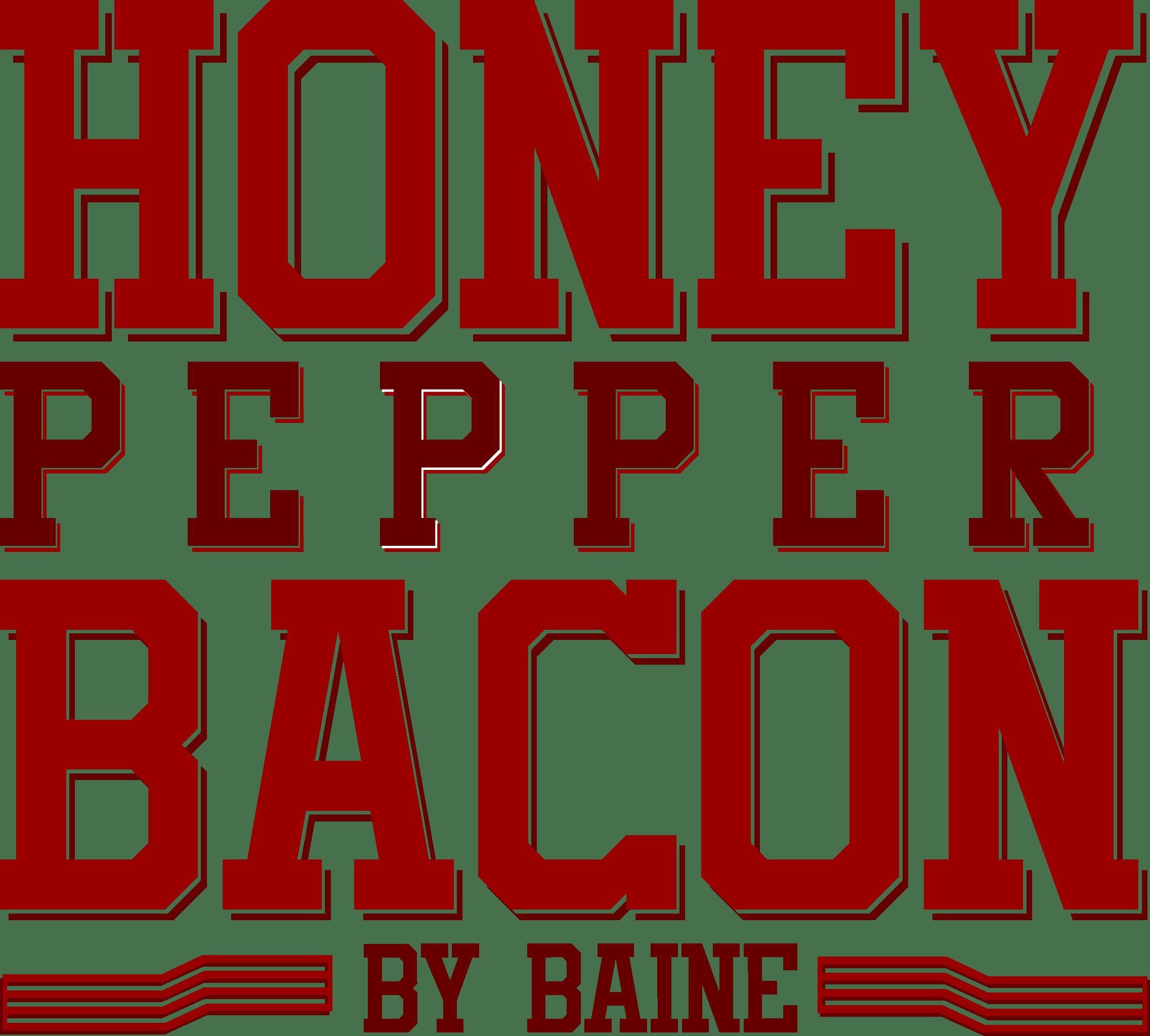 Honey Pepper Bacon